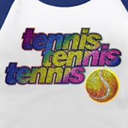 vintage tennis shirt - would've been perfect for a tennis hoes and golf pros fraternity party!