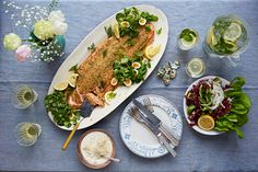 Fish suppers for Easter - Jamie Oliver | Features