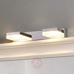 Badezimmer LED-Wandlampe Elona fürs Badezimmer-9644035-30