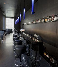 Bar Im KUB Caf Restaurant C Markus Tretter Kunsthaus Bregenz