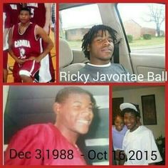 A photo memorial created for Ricky Ball on the Justice for Ricky Ball website. Facebook Drama, College Roommate, Police Officer, Social Networks, Prison, Memories, Baseball Cards, Buzzfeed, Website