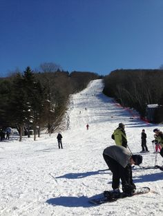 Ski Sundown In New Hartford This Winter
