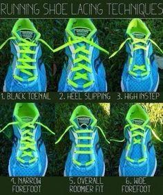 lace adjustments