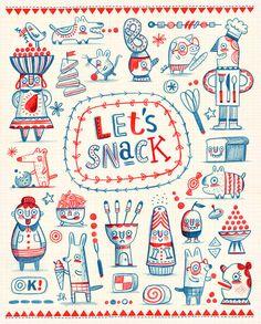 Linzie Hunter | Snacks Quarterly