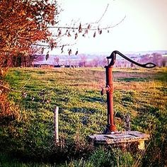 Vieux puits dans un champ en #sudmayenne #igerspaysdelaloire #igersfrance #jaimelafrance #instamoment #instapic #instamood #slowlydays #Mayenne #igersmayenne
