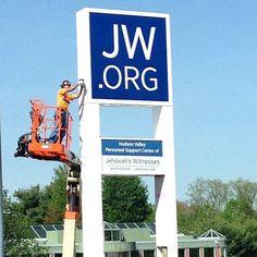 New sign finally up at Newburgh NY Facility.