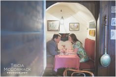 Spring Berkshire Engagement Session by Tricia McCormack - Red Lion Inn, Stockbridge MA- Tricia McCormack Photography