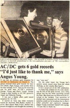 1976/03/01 - AUS, Melbourne, Lazars, King Street | Highway To ACDC : le site francophone sur AC/DC