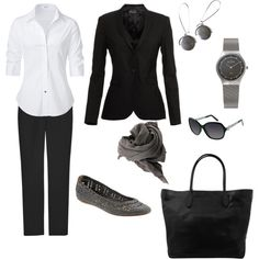 Perfect Classic Outfit!
