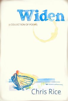 Widen: A Collection Of Poems Chris Rice, Collection Of Poems, Powerful Words, Natural World, My Books, Childhood, Thoughts, Cosmos, Fill