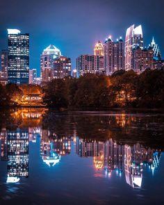 Atlanta Georgia Piedmont Park