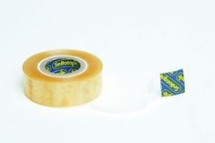 How is adhesive tape made?