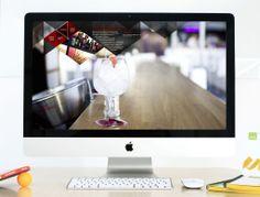 Diseño de página web corporativa Fórum Copas en Granada