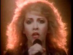 Stevie Nicks - Stand Back (Music Video)  I know I have this but I have to repeat!! LOVE THIS!