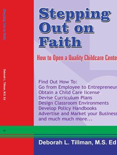 What does a person really need to open a daycare center at home?