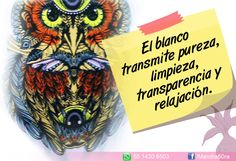 #TipsMandrá6ora #colores #blanco #limpieza #pureza #transparencia #relajación