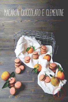 Macaron Clementine e Cioccolato @Re-Cake2