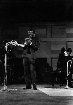 Miles Davis & Herbie Hancock
