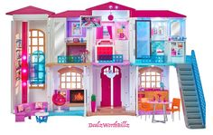 Barbie Hello Smart DreamhouseFeatures:The Toy Insider Top Tech 12 winner. Move into the high-tech world with the Barbie Hello Dreamhouse that uses Wi-