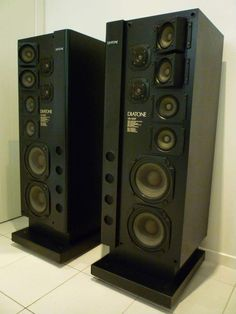 High End Audio Equipment For Sale Pro Audio Speakers, Audiophile Speakers, Speaker Amplifier, Hifi Audio, Equipment For Sale, Audio Equipment, Audio Vintage, Mini System, Speaker Box Design