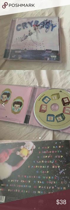 Autographed Melanie Martinez cd The cd case broke and it's a lol faded but other then that it's in good condition Other