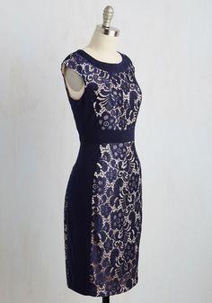 Savor Your Sophistication Dress | Mod Retro Vintage Dresses | ModCloth.com