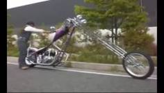 ASTONISHING Modification On a Harley Davidson Motorcycle Video ★ Mind Blowing