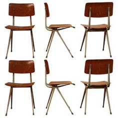 Friso Kramer Result chairs