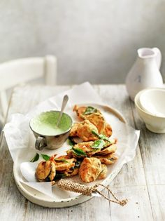 Discover how to make these deliciously fruity aubergine fritters, which are…