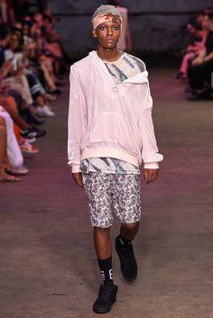 Baja East Primavera Verano 2017 New York Fashion Week Vía VogueES