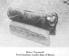 Mixtec_Teponaztli_Drum