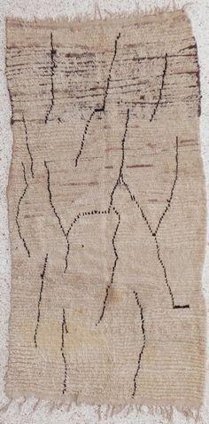 Textiles, Textile Prints, Textile Design, Textile Art, Unique Rugs, Modern Rugs, Color Lines, White Rug, Berber Rug