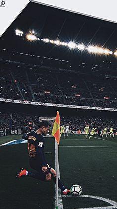 Best Football Players, Football Love, Football Is Life, Football Art, Soccer Players, Nike Football, Coutinho Wallpaper, Messi Soccer, Messi 10