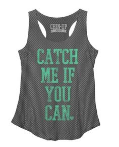 Target Chin Up Apparel Graphic Gym Tanks #hungrymeetshealthy
