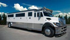 Armored Limousine