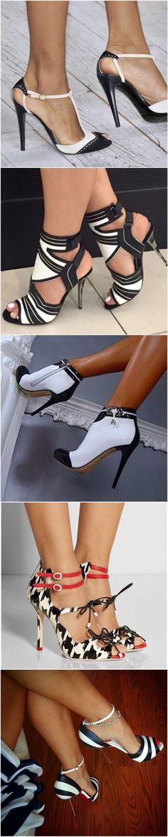 Women's trending fashion designer heels
