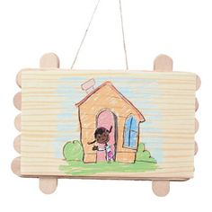 Doc McStuffins door sign for the clinic