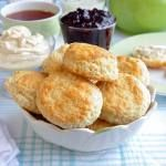 Proper English Scones. A recipe with measurements for North American bakers.