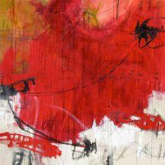 jason craighead • 40w x40h • mixed media on canvas