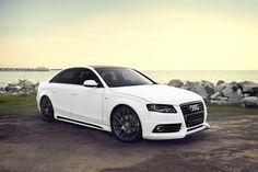 Audi A4 B8 Rieger!
