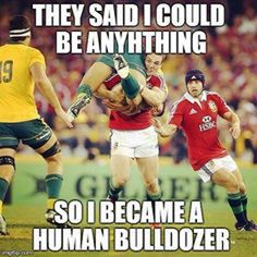 20 Times Rugby Players Proved They're The Most Badass Athletes Rugby Sport, Rugby Men, Rugby Club, Rugby League, Rugby Players, Rugby Training, Rugby Rules, Rugby Funny, Funny Soccer