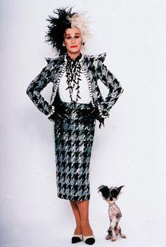 Cruella deville diy kids costume i made this for my daughter and it 1001 dalmatiner cruella de vil kostm selber machen kostm idee zu karneval halloween solutioingenieria Images