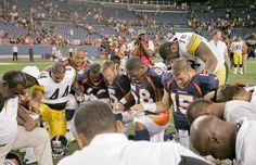 Broncos v. Steelers Jan 2012