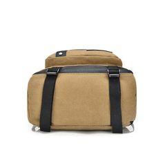 Rucksack Travel Backpack Patchwork Dual-Use Handbag Computer Bag For Men - US$37.45