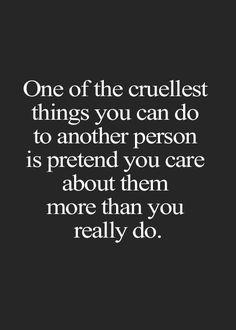 Cruellest Things