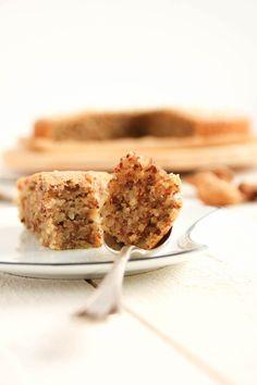 Gâteau à l'amande sans farine, sans gluten et sans lait