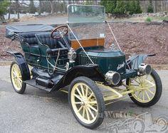Classic 1911 Stanley Steamer.