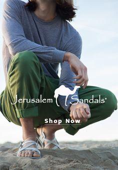 Shop Jerusalem Sandals Jesus Sandals, Huaraches, Leather Sandals, Designer Shoes, Shop Now, Jerusalem, Chic, Handmade, Bags