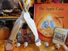 Building a Fall Seasonal Table with Waldorf Toy Shopkeeper Leslie Young