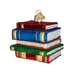 Old World Christmas Stack Of Books Glass Blown Ornament O... https://www.amazon.com/dp/B0040QWPM6/ref=cm_sw_r_pi_dp_x_iXy6xbZA6A6HG